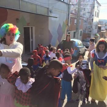 Centro Social da Buraca Carnaval 2016